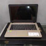 Jual laptop gaming bekas asus x441ub surabaya - 4