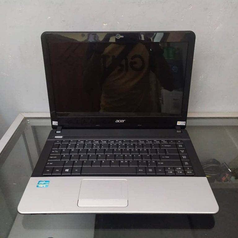 Jual laptop bekas acer e1-431 surabaya